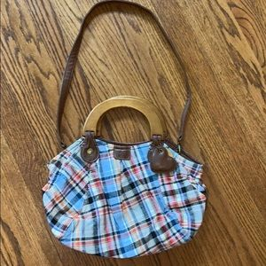 Relic Bags - Relic Wood Handle Purse